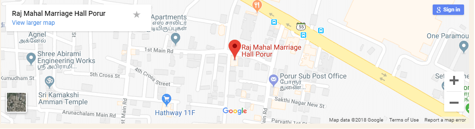 raj mahal address